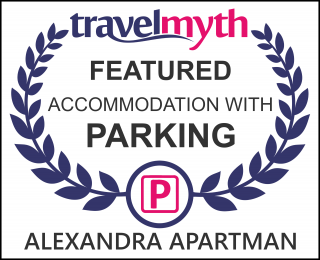 hotel with parking in Sarvar