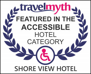 accessible hotels in Eastbourne