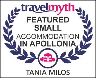 small hotel in Apollonia