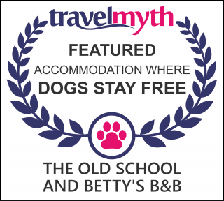 Holmrook hotel where dogs stay free