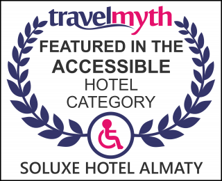 accessible hotels in Almaty