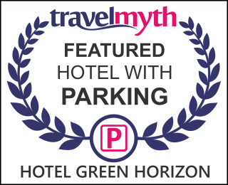 Kathmandu hotel with parking