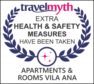 hotels where extra health & safety measures have been taken in Bled