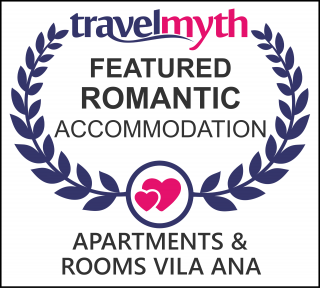 Bled romantic hotel