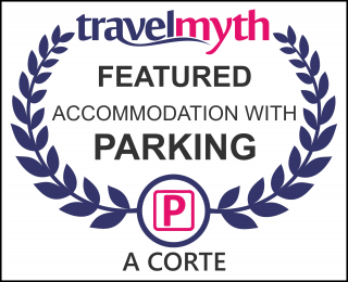 hotels with parking in Caserta