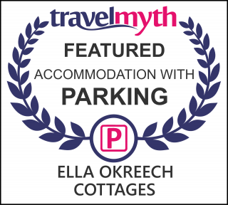 hotels with parking in Ella