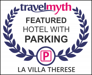 hotel with parking in Anse Royale