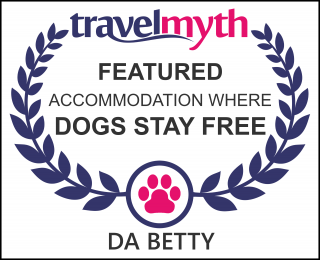 hotels where dogs stay free in Asti