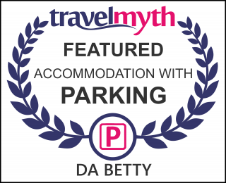 Asti hotel with parking