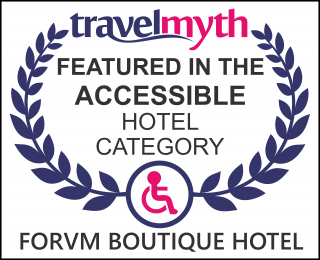 accessible hotels in Trieste