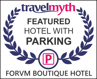 Trieste hotels with parking