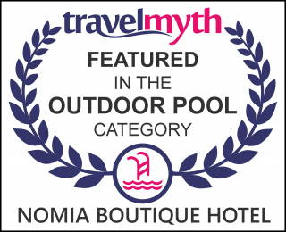 hotel with outdoor pool in Yalikavak