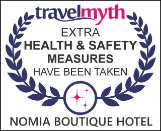 Yalikavak hotel where extra health & safety measures have been taken
