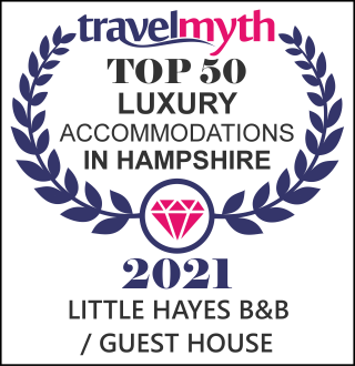 luxury hotels in Hampshire