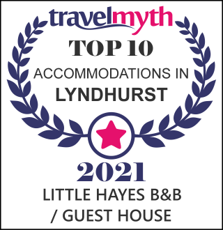 hotels in Lyndhurst