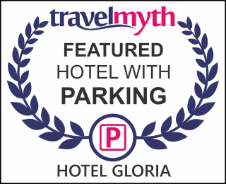 hotels with parking in Omsk