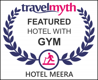 hotels with gym in Raipur