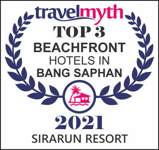 hotels on the beach in Bang Saphan