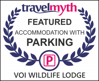 Voi hotel with parking
