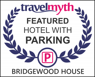 hotels with parking in Stafford