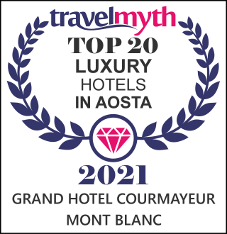 Aosta luxury hotel