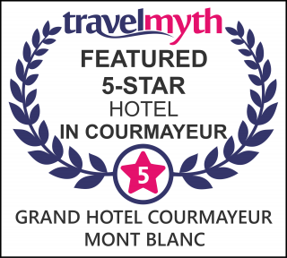 5 star hotels Courmayeur