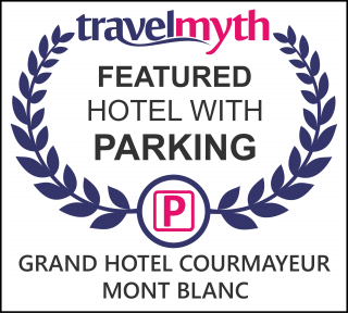hotels with parking in Courmayeur