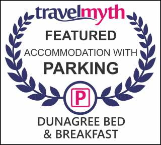 Greencastle hotel with parking
