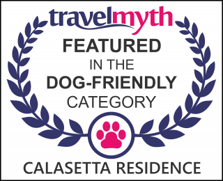 dog friendly hotels Calasetta