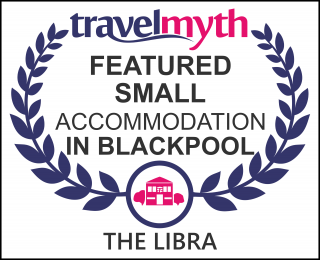 small hotel in Blackpool