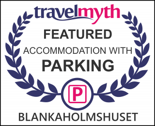 hotels with parking in Blankaholm