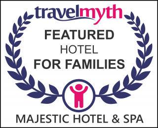 hotels for families in Laganas