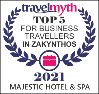 hotels for business travellers Zakynthos