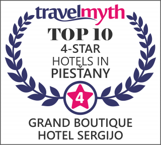Piesťany 4 star hotels