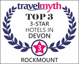3 star hotels in Devon