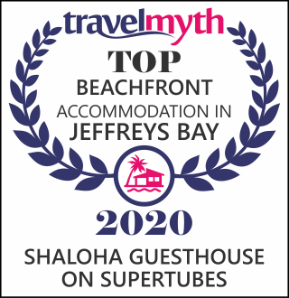 beachfront hotels Jeffreys Bay