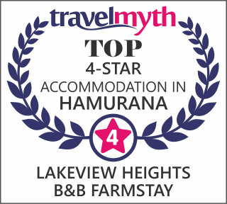 Hamurana 4 star hotels