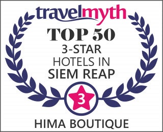 3 star hotels Siem Reap