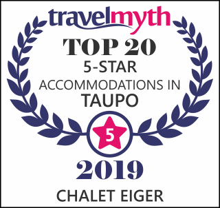 Taupo 5 star hotels