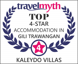 4 star hotels in Gili Trawangan