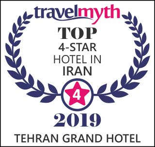 Iran hotels 4 star