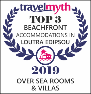 beachfront hotels in Loutra Edipsou