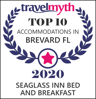 Top 10 Accommodations in Bevard FL 2020 award