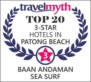 Patong Beach 3 star hotels
