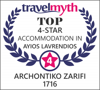 4 star hotels in Ayios Lavrendios
