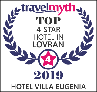 Lovran hotels 4 star