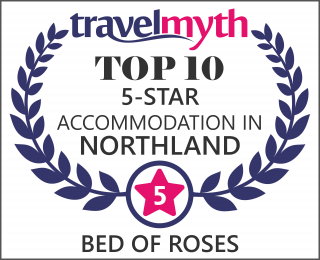 5 star hotels in Northland