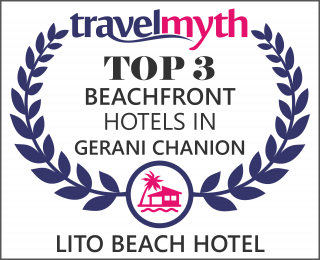 beachfront hotels in Gerani Chanion