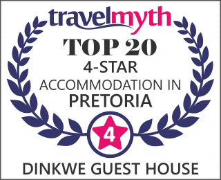 Pretoria 4 star hotels