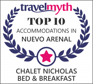 Nuevo Arenal hotels